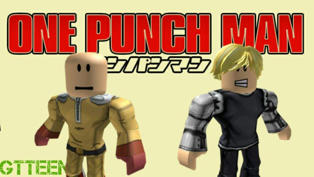 Roblox One Punch Man Online One Punch Man Wiki Roblox Amino