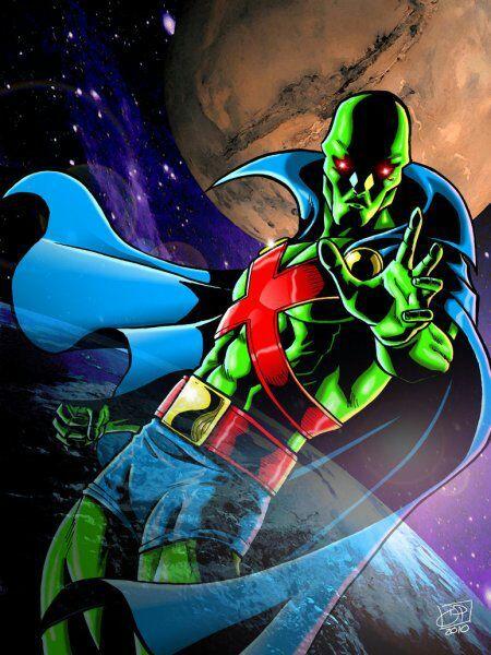 Mi Pueblo Ad >> ¡Duelo de TITANES:Martian Manhunter (Detective Marciano) vs. Visión   •Cómics• Amino