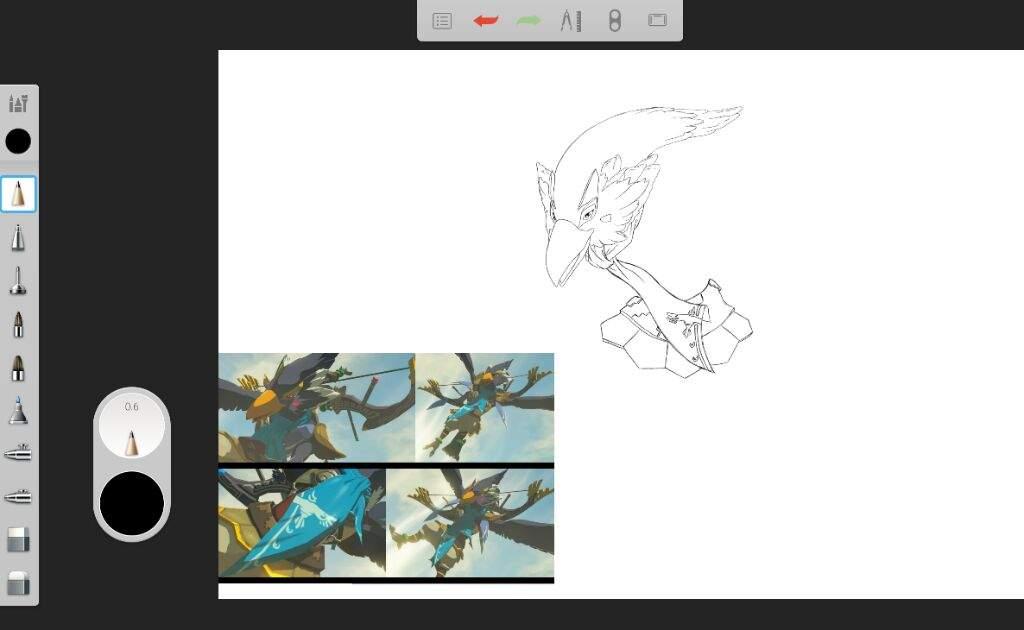 DibujandoUnRato Nueva raza en Zelda BotW | Zelda Amino En Español Amino