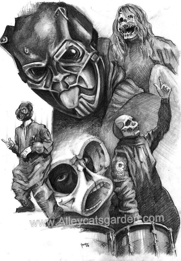 Dibujos De Rock Metal 1 Metal Amino