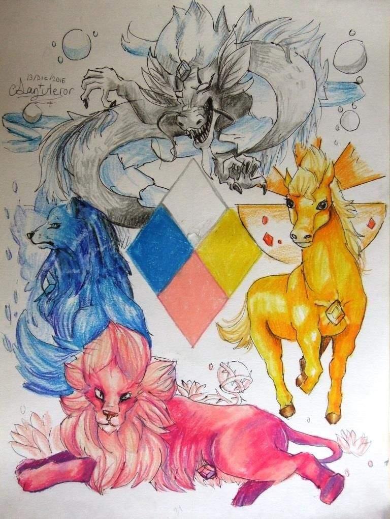 Mi dibujo para el concurso #DeOtraFormaSU | Steven Universe Español ...