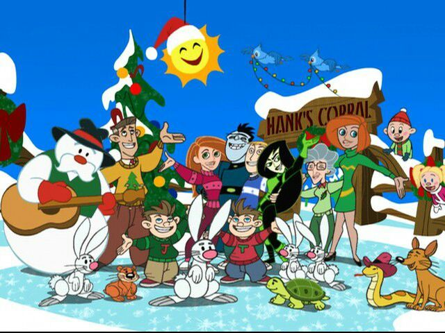 Christmas Celebration Cartoon Images.Cartoon Christmas Special Advent Calendar Day 13 A Very