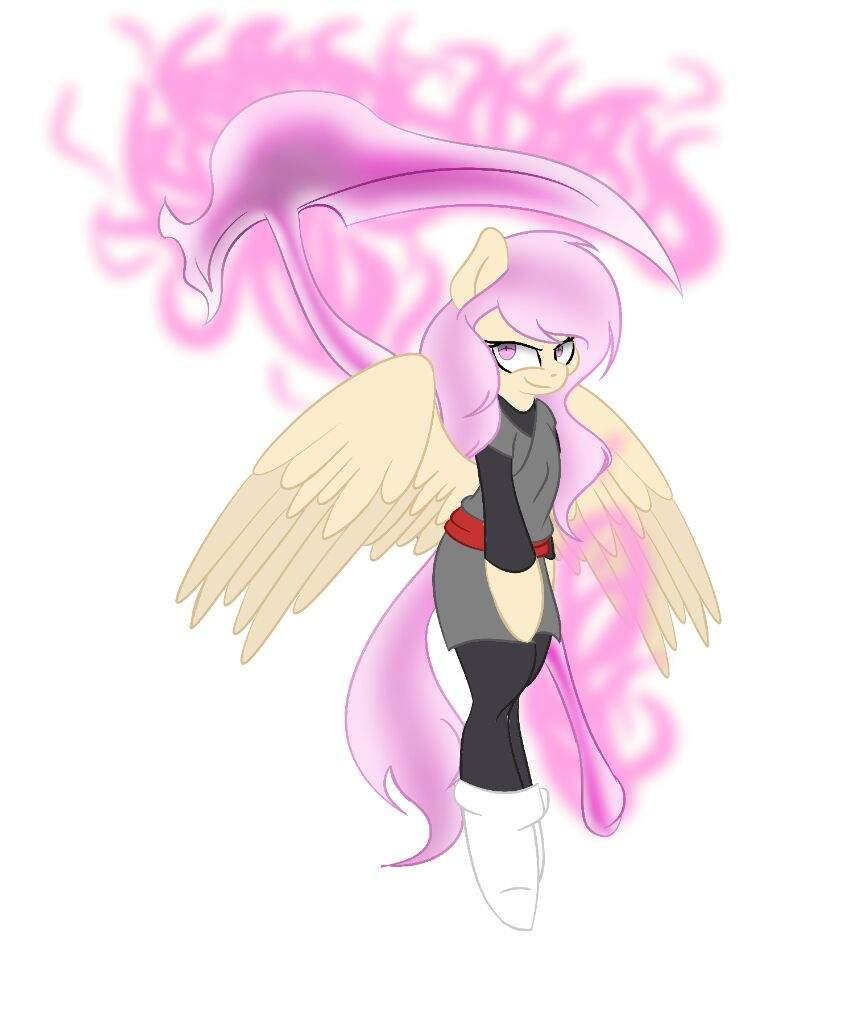 Super Saiyan Rose Samara My Little Pony Amino