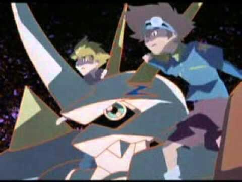 Digimon Movie Revenge Of Diaboromon