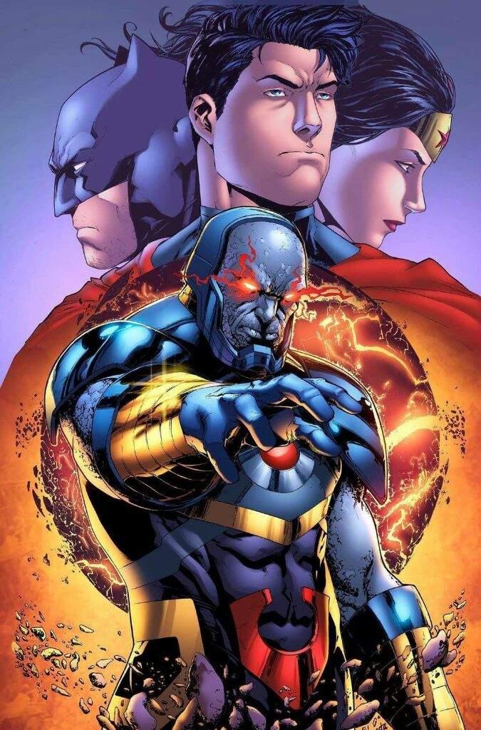Darkseid | Wiki | Marvel & DC Comics Amino