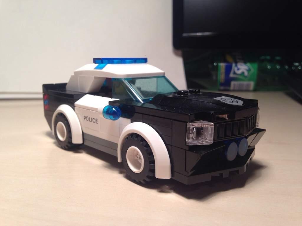 Custom Lego Police Car Lego Amino