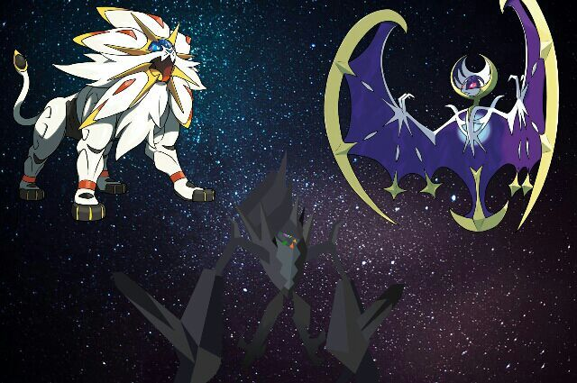 how to get rid of necrozma from solgaleo