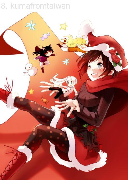 Red Snow | RWBY Amino