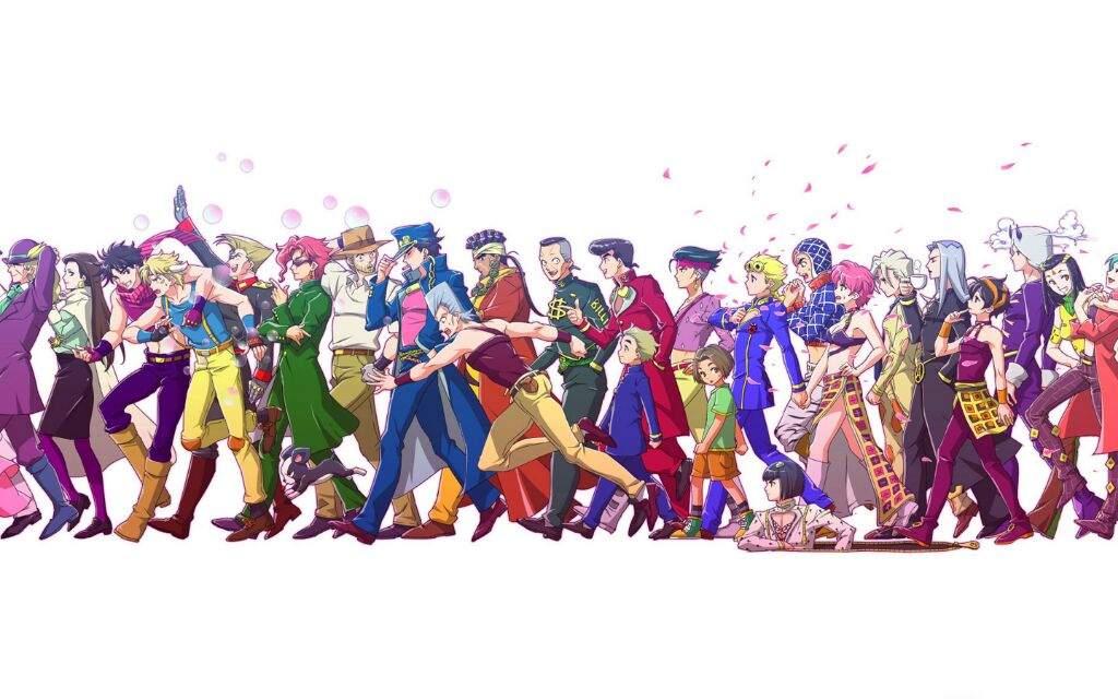 Wallpapers De Jojos Bizarre Adventure Anime Amino