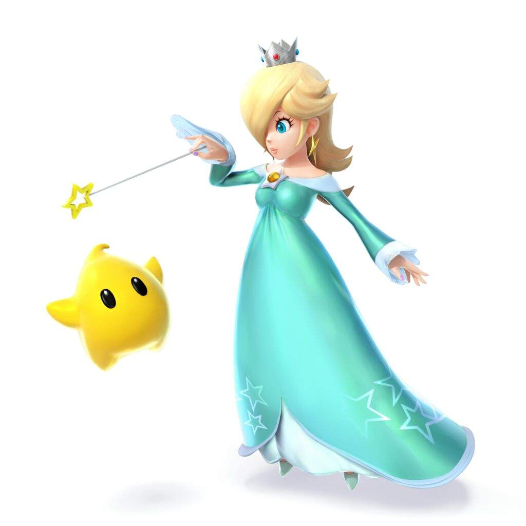 Rosalina dress color white and gold