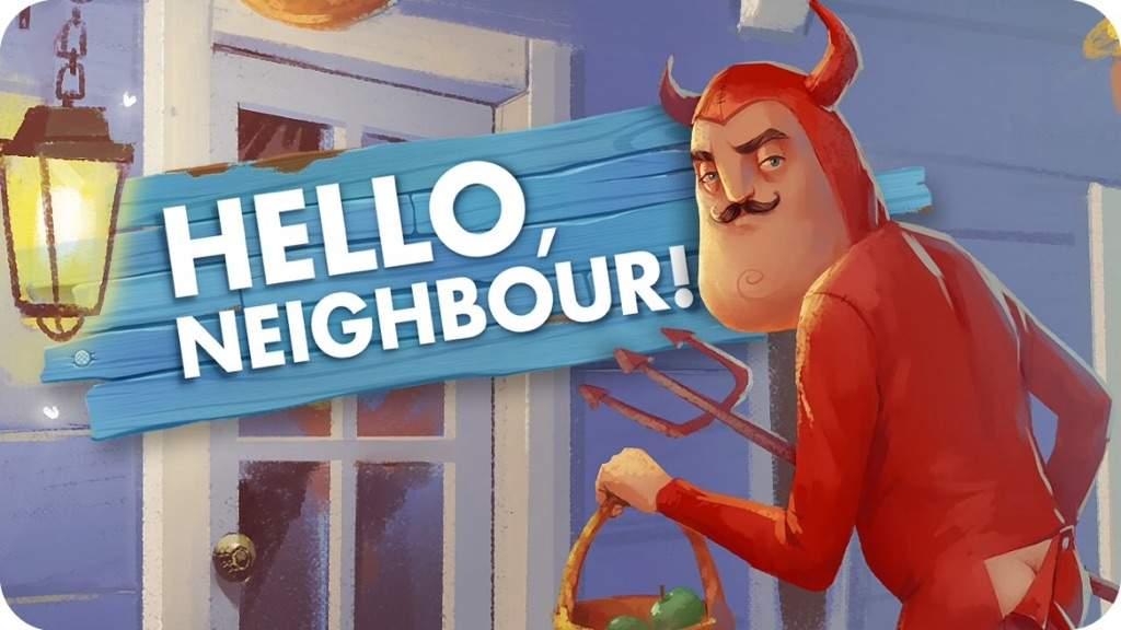 hello neighbor - 12 Days Of Christmas For Neighbors