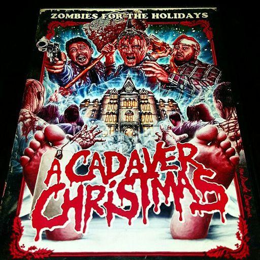 a cadaver christmas - A Cadaver Christmas