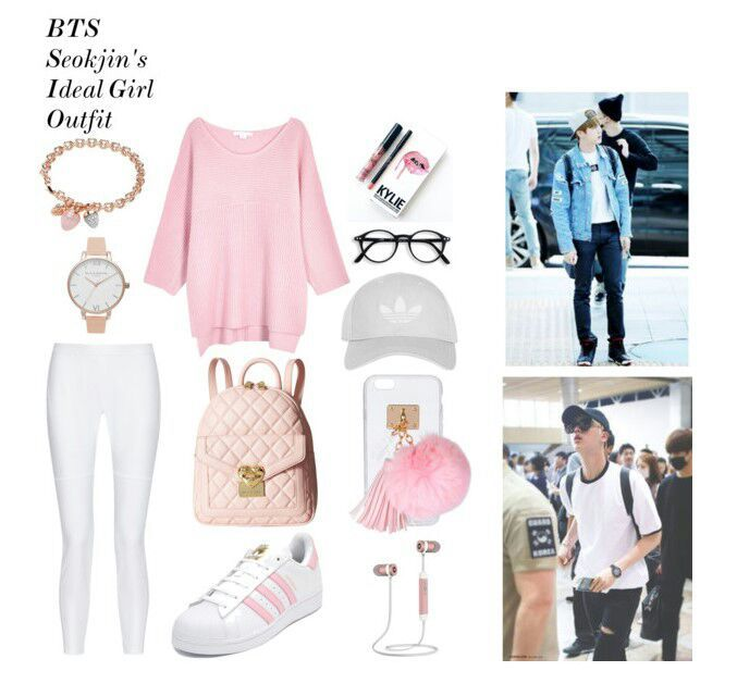 BTS Ideal Girl Outfits! | ARMY's Amino