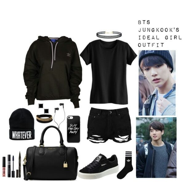 Bts Ideal Girl Outfits Army S Amino