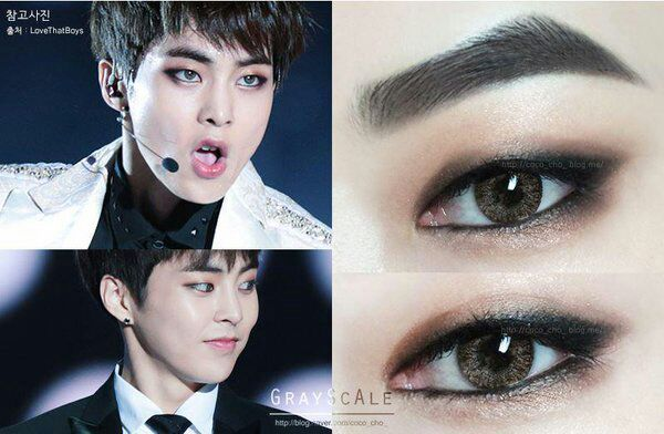 Male Idol S Wearing Makeup K Pop Amino