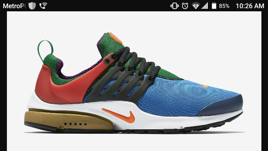 Nike Amino Air Presto Golosos Zapatillaheads Amino Nike 7ce7ee