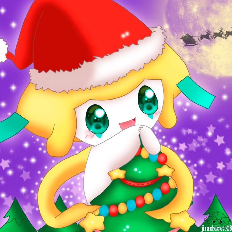 The most beautiful pokemon holiday ever pok verse amino - The most adorable pokemon ...