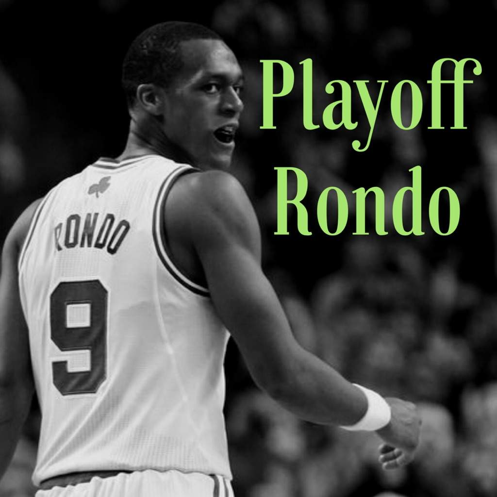 is Playoff Rondo TigerDroppings.com a good Rondo |