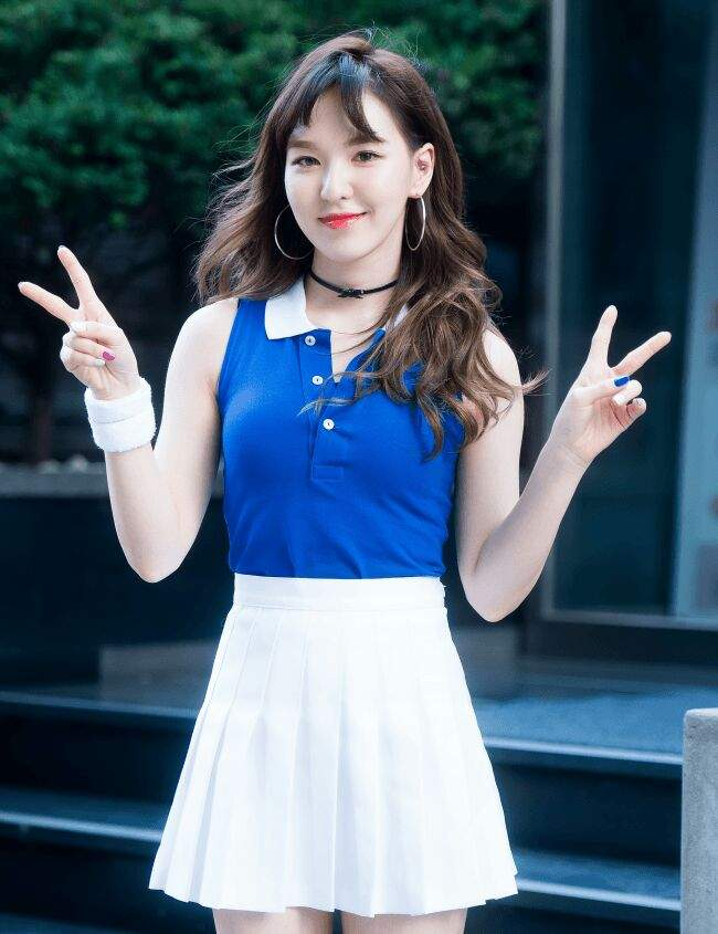 Red Velvet Wendy Reveals She Did Not Lose Weight To Look