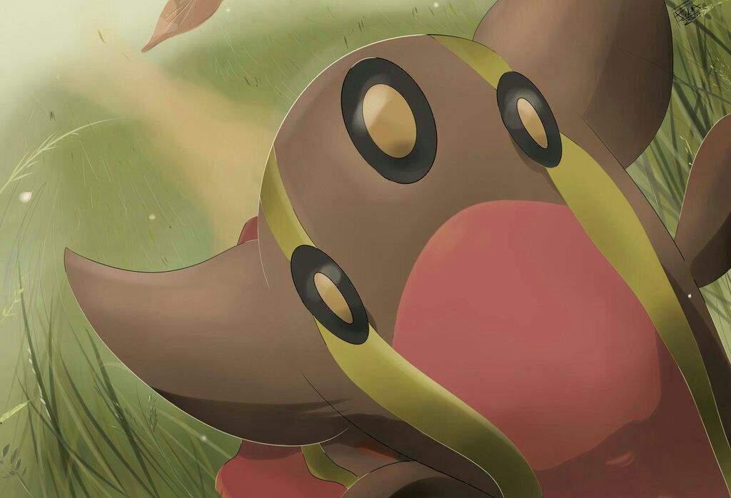 Pokemon Ataque Trick Room