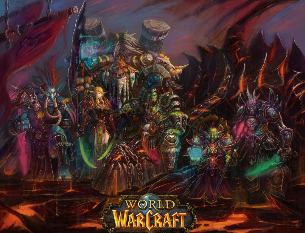 Wals Lore 63 The Horde Hearthstone Amino
