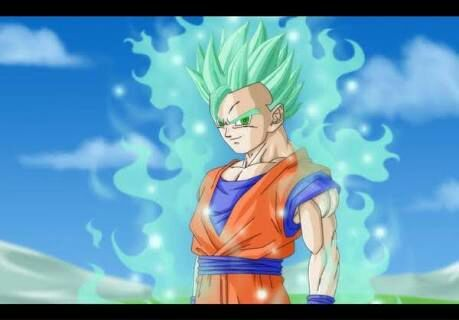 What would Gohan's stronger form be.. a SSB or a Super Mystic ...