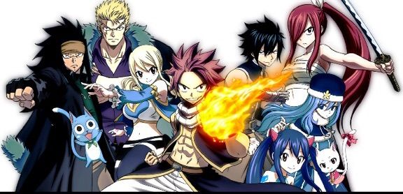 Image result for Fairy Tail team