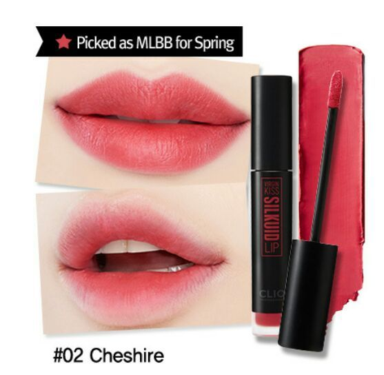 Resultado de imagen de Clio Virgin Kiss Silkuid Lip