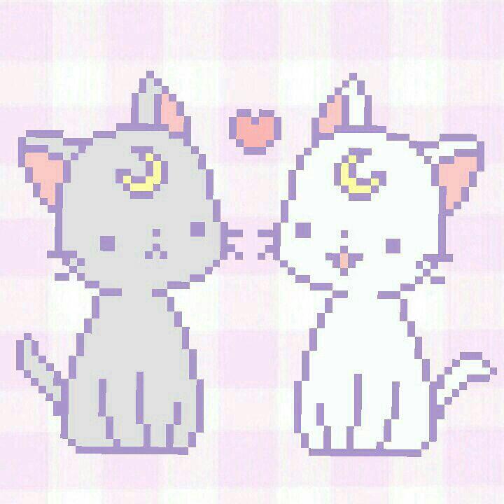 Kawaii Pixel Art Kawaii Amino Amino