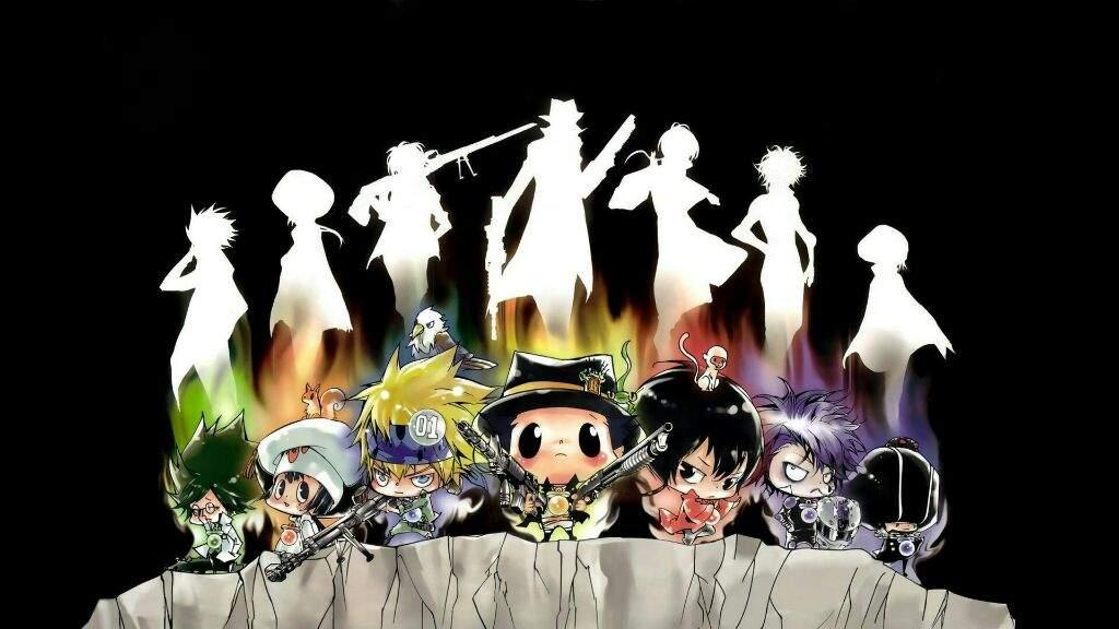 Katekyo Hitman Reborn Wallpapers Hd Anime Amino
