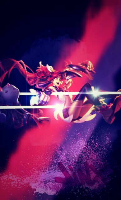 Jinx Wallpaper League Of Legends En Español Amino
