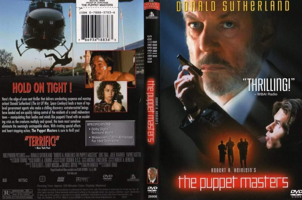 The Puppet Masters 1994 Horror Amino
