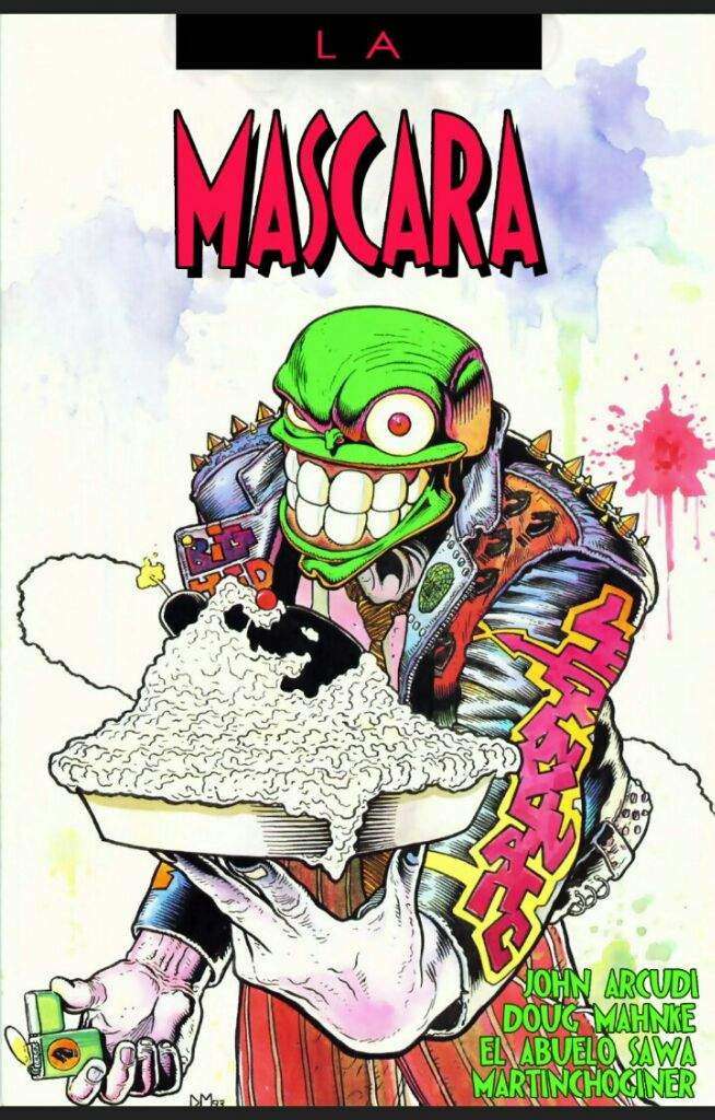 2•cómics Referencias Marvel La Mascara En gm6vb7YfIy
