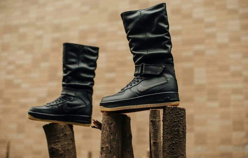 Nike Air Force 1 UpStep Warrior Showcase | Sneakerheads Amino