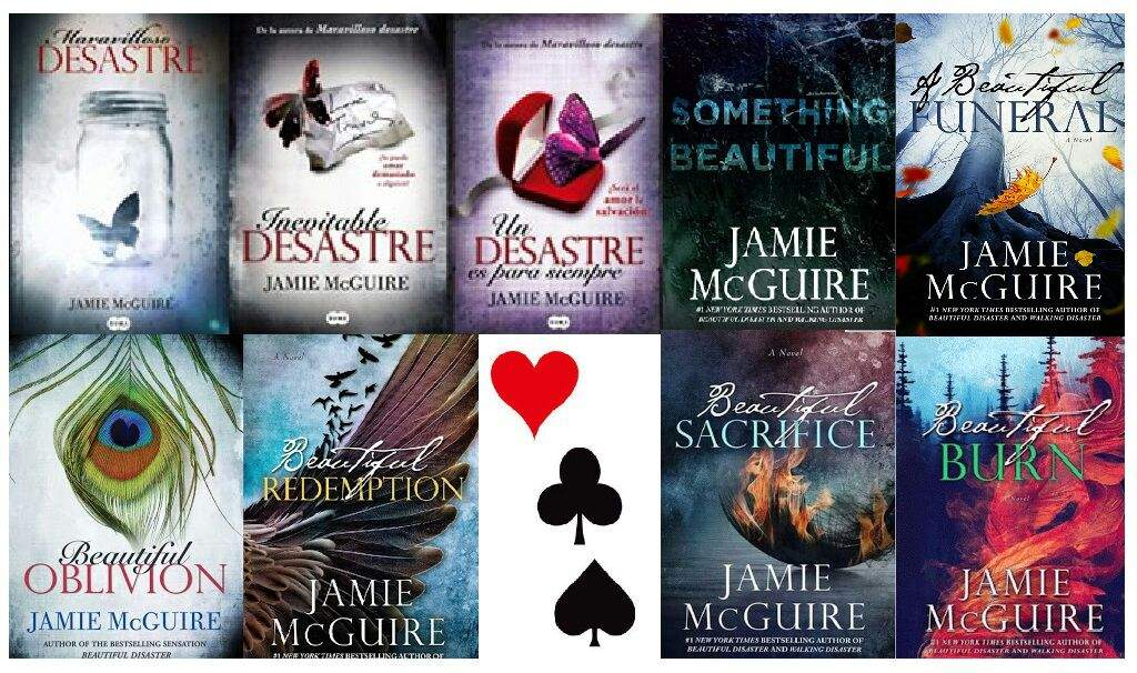 A Beautiful Funeral — Author Jamie McGuire
