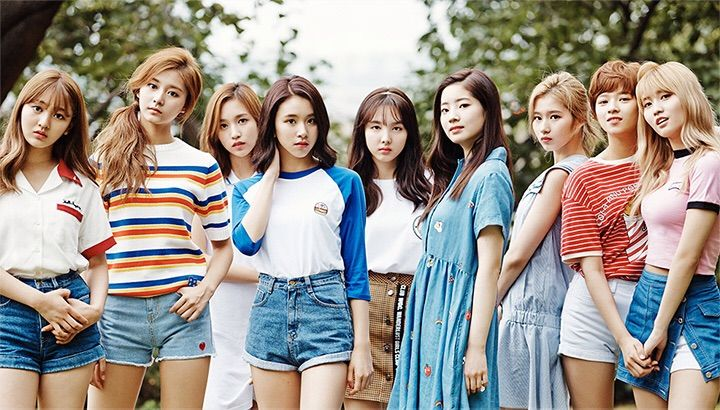 Age order of Twice (youngest to oldest) | K-Pop Amino