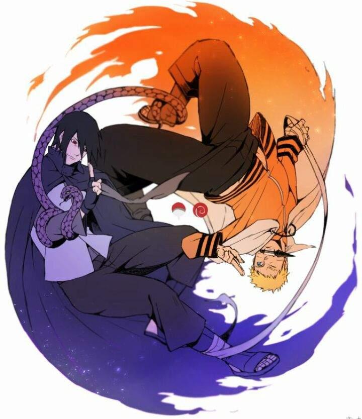 Naruto An Sasuke