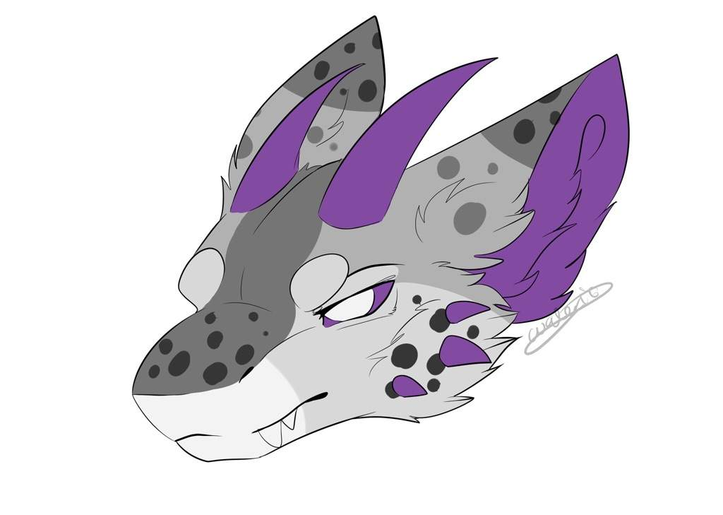 Dragon Head Tutorial Furry Amino