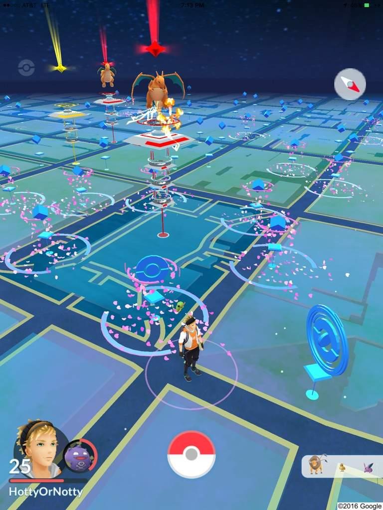 Pokemon Finds: Union Square   Pokemon GO Amino