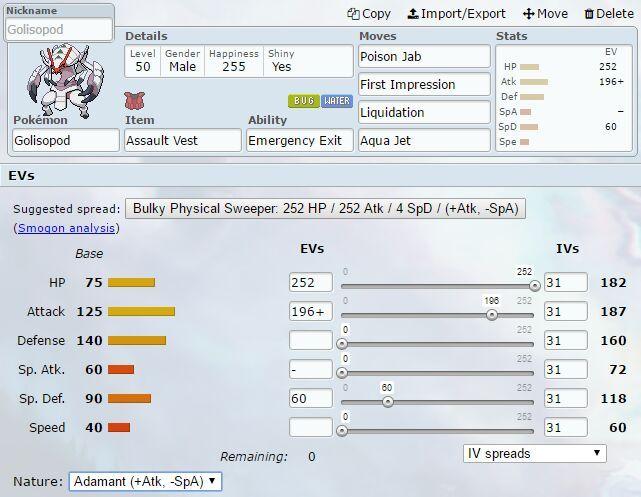 Competitive Pokemon Guides: Aegislash | LevelSkip