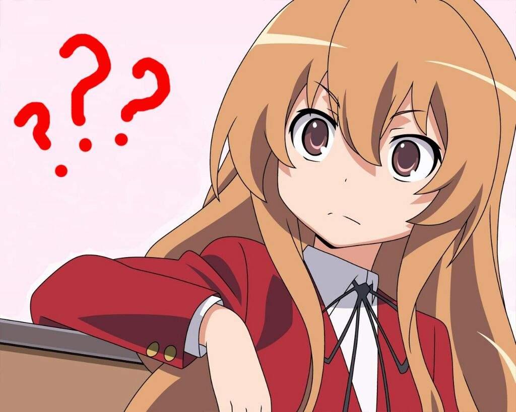 Resultado de imagen para chica anime diciendo no