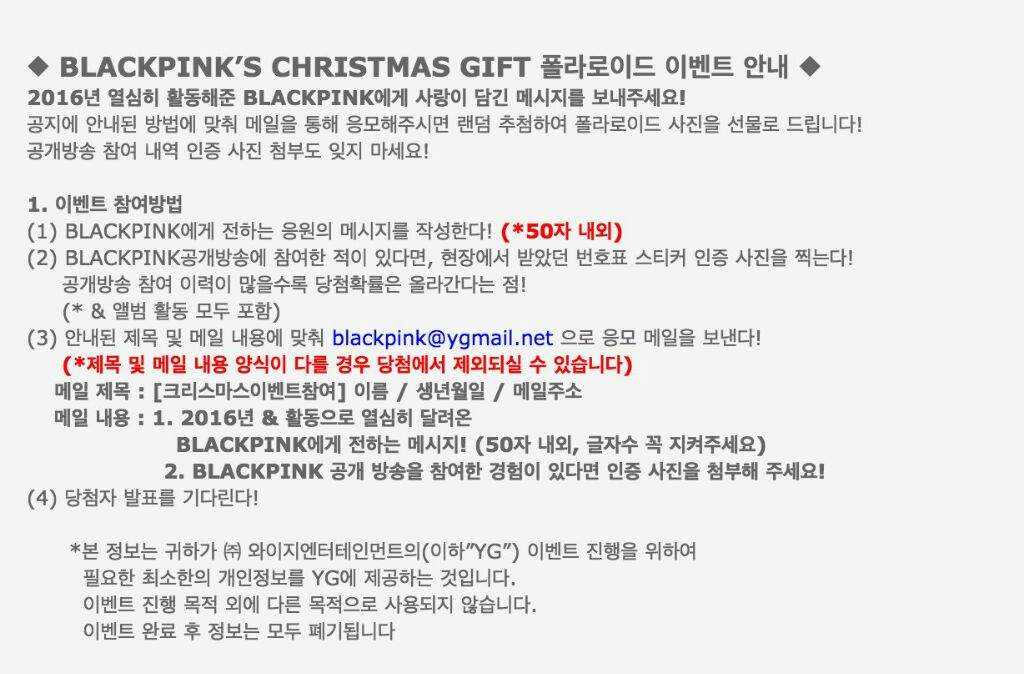 Staff Report Blackpink Christmas Gift  Blink  Amino