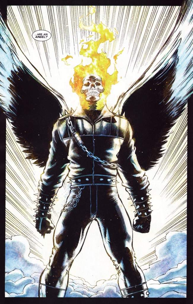 Can Ghost Rider be worthy for Mjolnir? | Comics Amino