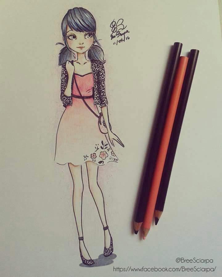 Dibujos Hermosos Miraculous Ladybug Español Amino