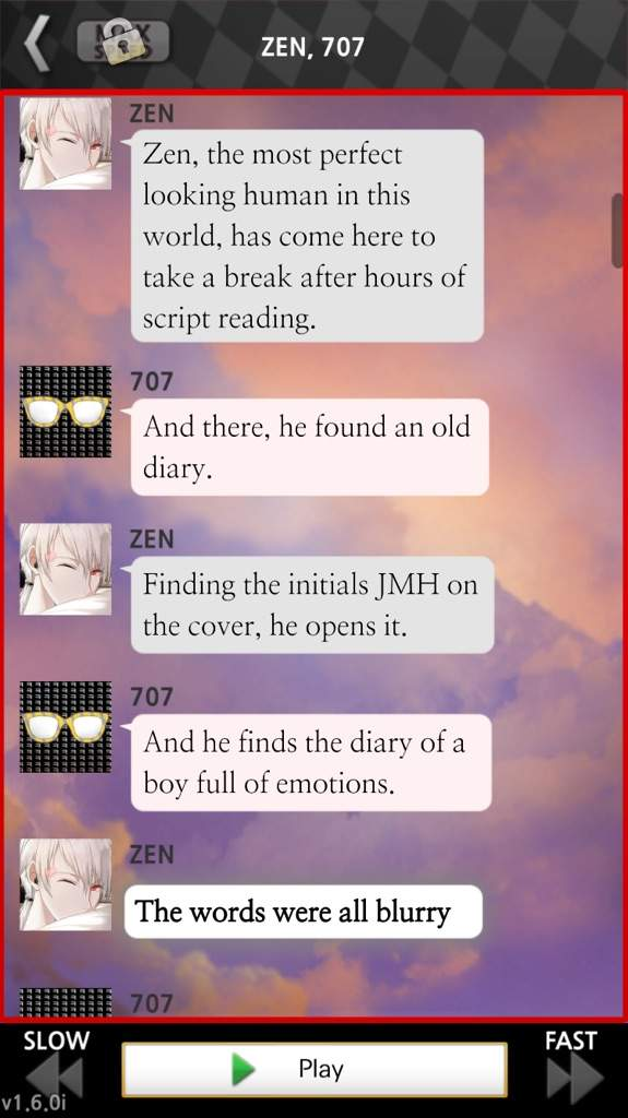 Zen and 707 Like to RolePlay | Mystic Messenger Amino