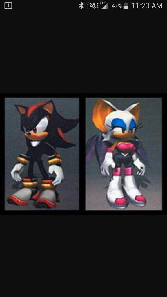 Cancelled Sonic Figures Sonic The Hedgehog Amino