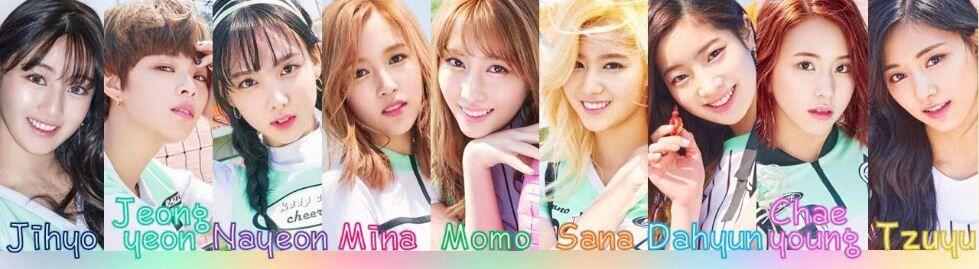 Twice Member Profile