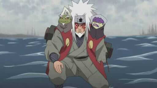 why couldn t jiraiya sense naruto