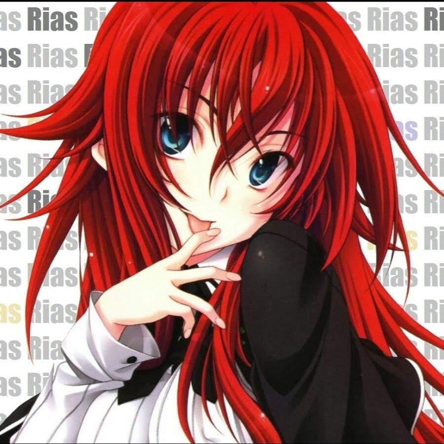 Rias - Rias Gremory Photo (36601341) - Fanpop