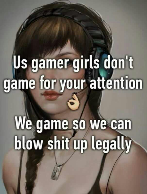 misconceptions about girl gamers relationship
